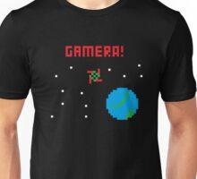 Gamera in Space! Pixel Unisex T-Shirt