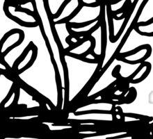 Little Jade Plant Sticker
