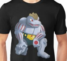 Machoke Pokemon Unisex T-Shirt