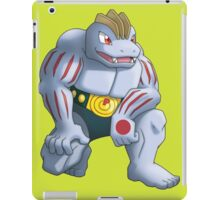 Machoke Pokemon iPad Case/Skin