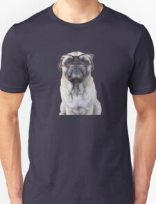 Seeing Eye Pug Unisex T-Shirt