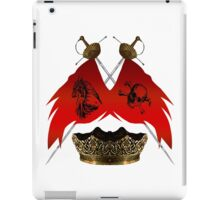 The Emblem Of Piracy iPad Case/Skin