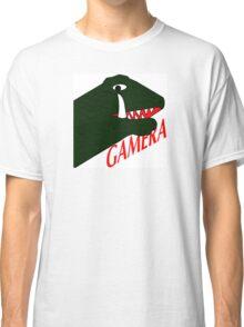 Gamera - White Classic T-Shirt