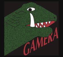 Gamera - Black Kids Tee