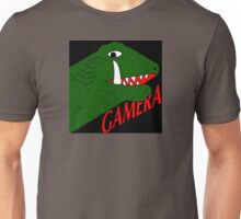 Gamera - Black Unisex T-Shirt