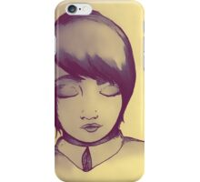 Girl Yesterday iPhone Case/Skin