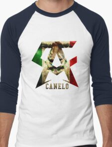 Canelo Alvarez Classic Men's Baseball ¾ T-Shirt