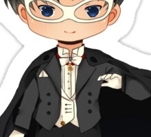 Sailor Moon Crystal-Tuxedo Mask Sticker