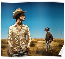 Dayvan Cowboy Poster