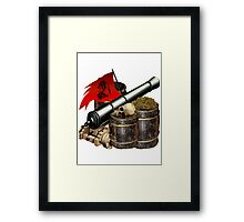 South Sea Treasure Trove Framed Print