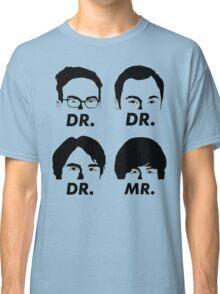 MR & DR Classic T-Shirt