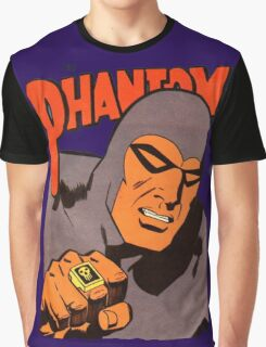 Phantom #10/redesign Graphic T-Shirt