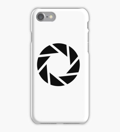 Aperture Logo iPhone Case/Skin