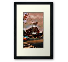Filmores Hotel Toronto Framed Print