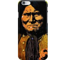 GERONIMO-2 iPhone Case/Skin
