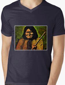 GERONIMO-2 Mens V-Neck T-Shirt