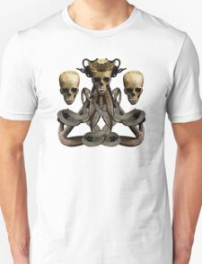 The Entanglement Of Piracy Unisex T-Shirt