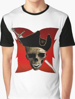 A Vision Of Piracy Graphic T-Shirt