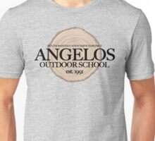 Angelos Outdoor School (fcb) Unisex T-Shirt