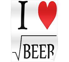 Root Beer Poster