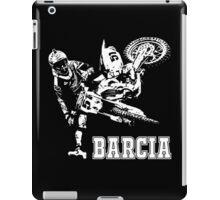 justin barcia #51 iPad Case/Skin
