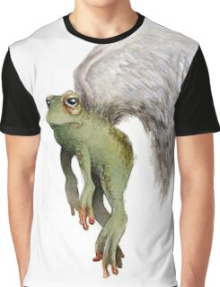 Flying Frog Graphic T-Shirt