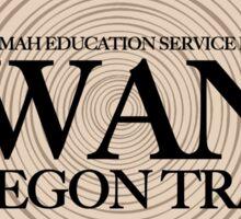 Kiwanis Oregon Trail (fcb) Sticker