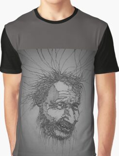 Ragged Man Graphic T-Shirt
