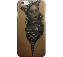 Holly Has A Voice iPhone Case/Skin
