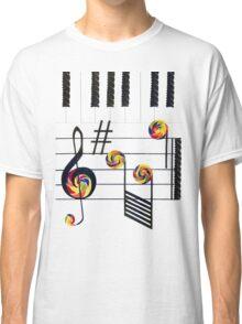 Fringe Short Sharp and Sweet (Fringe Short Sharpe and Suite) Classic T-Shirt