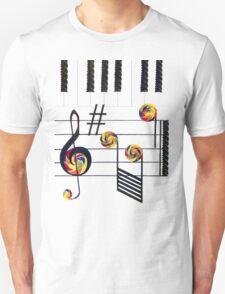 Fringe Short Sharp and Sweet (Fringe Short Sharpe and Suite) Unisex T-Shirt