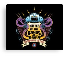 Scott Pilgrim - Battle of the Bands Canvas Print