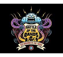 Scott Pilgrim - Battle of the Bands Photographic Print