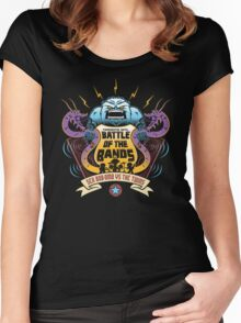 Scott Pilgrim - Battle of the Bands Women's Fitted Scoop T-Shirt