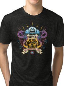 Scott Pilgrim - Battle of the Bands Tri-blend T-Shirt