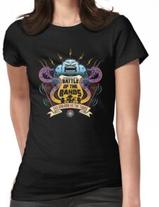Scott Pilgrim - Battle of the Bands Womens Fitted T-Shirt