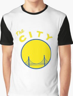 Golden State Warriors Retro Graphic T-Shirt