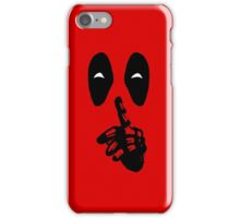 BADASS is COMING iPhone Case/Skin