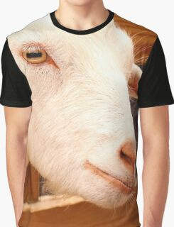 A Proud Goat Graphic T-Shirt