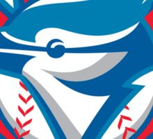 Toronto Blue Jays Logo Sticker