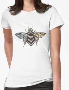 Sunshine, Honey and Rain  Womens Fitted T-Shirt