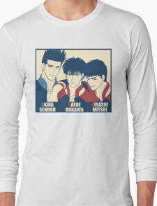 Slam Dunk Long Sleeve T-Shirt