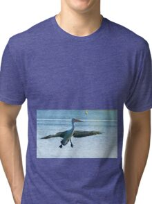 full flight Tri-blend T-Shirt