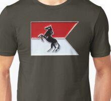 1-153rd Cavalry Regiment Colors Flag Unisex T-Shirt