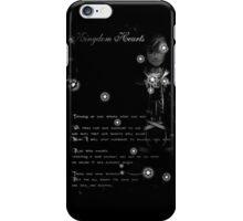 SORA KINGDOM HEARTS iPhone Case/Skin