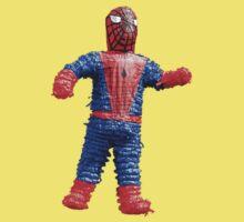 Pinata Spiderman One Piece - Short Sleeve