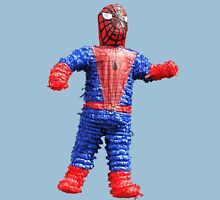 Pinata Spiderman Womens Fitted T-Shirt
