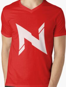 North Mens V-Neck T-Shirt
