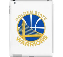 Golden State Warriors iPad Case/Skin