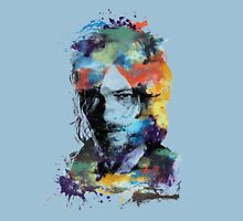 Watercolor Daryl Unisex T-Shirt